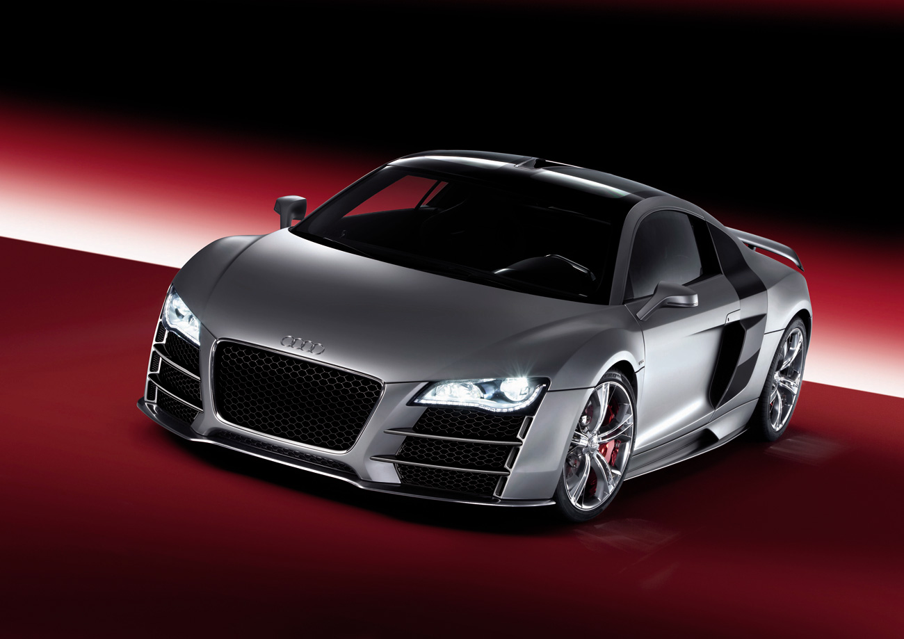 audi r8 v12 tdi concept car news. Black Bedroom Furniture Sets. Home Design Ideas