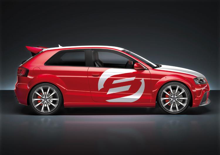 Audi a3 tdi clubsport quattro2