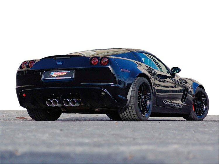 Black Edition Corvette Z06