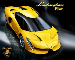 Lamborghini Alar Car News