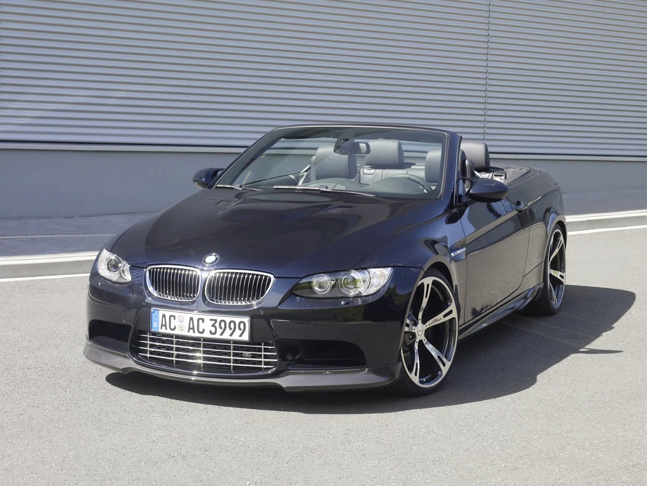 bmw m3 cabriolet by ac schnitzer car news. Black Bedroom Furniture Sets. Home Design Ideas