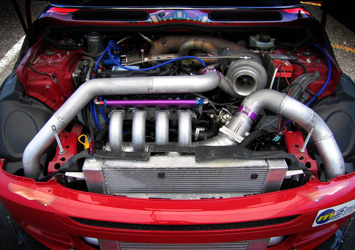Fastest Mini Cooper S Engine