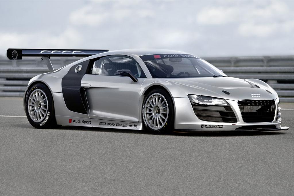 Audi R8 GT3 Image