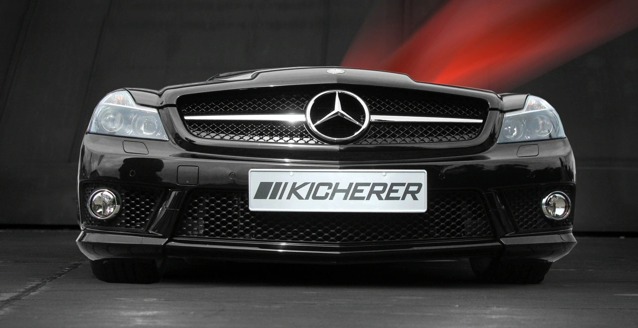 Mercedes SL63 AMG by Kicherer