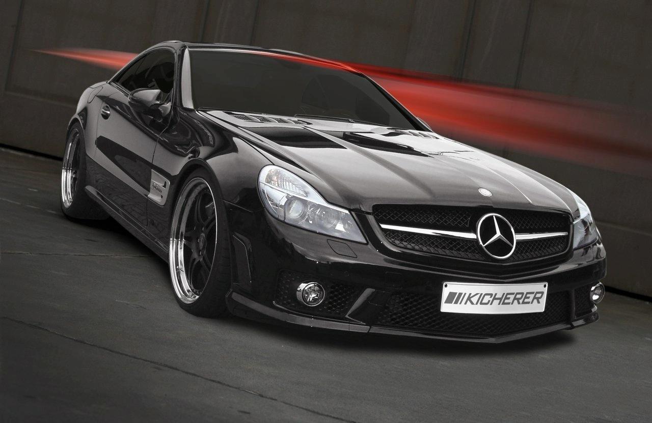 Mercedes Sl63 Amg By Kicherer Car News
