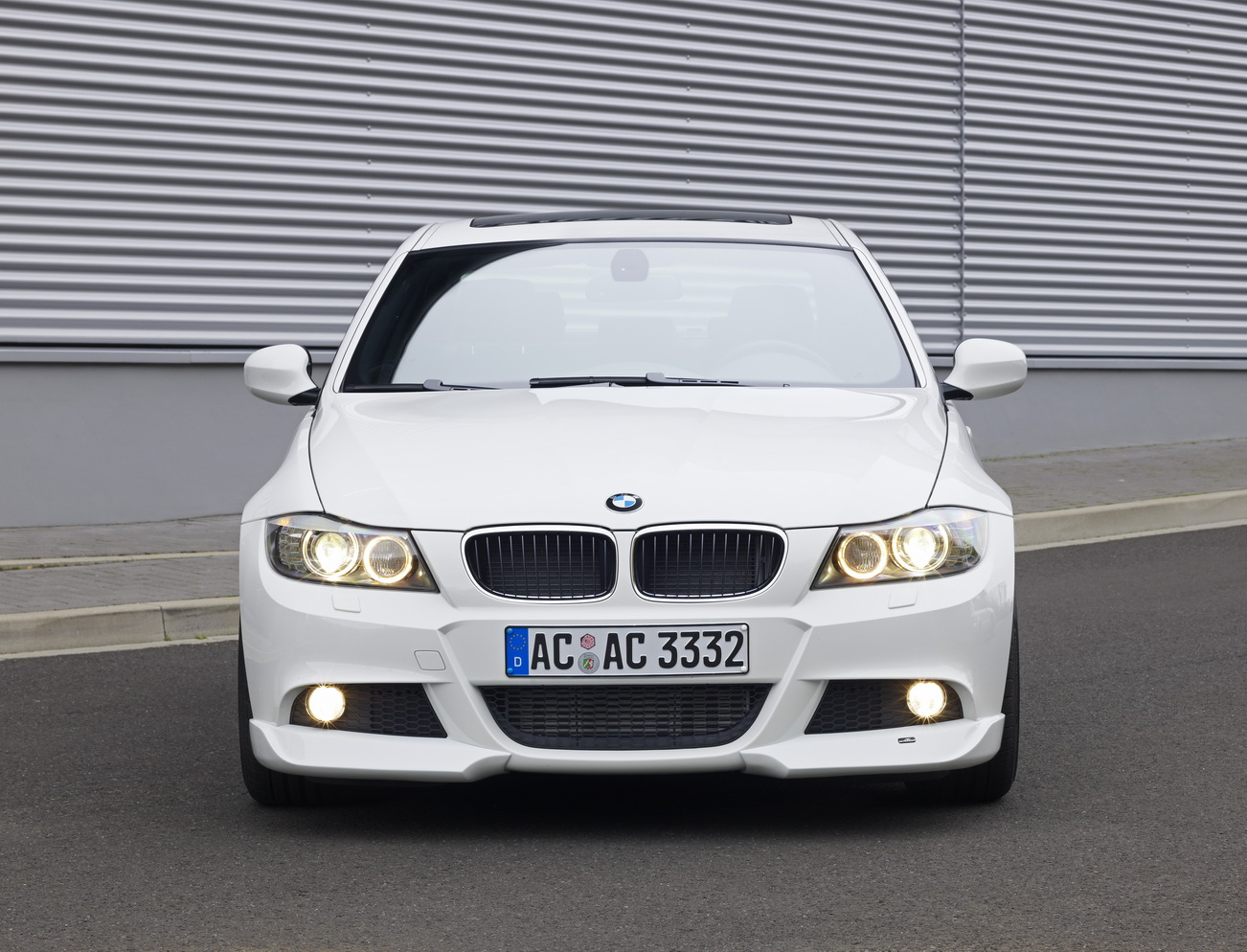 bmw seria 3 facelift by ac schnitzer car news. Black Bedroom Furniture Sets. Home Design Ideas