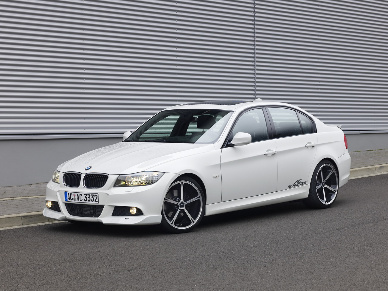 bmw seria 3 facelift by ac schnitzer4 car news. Black Bedroom Furniture Sets. Home Design Ideas