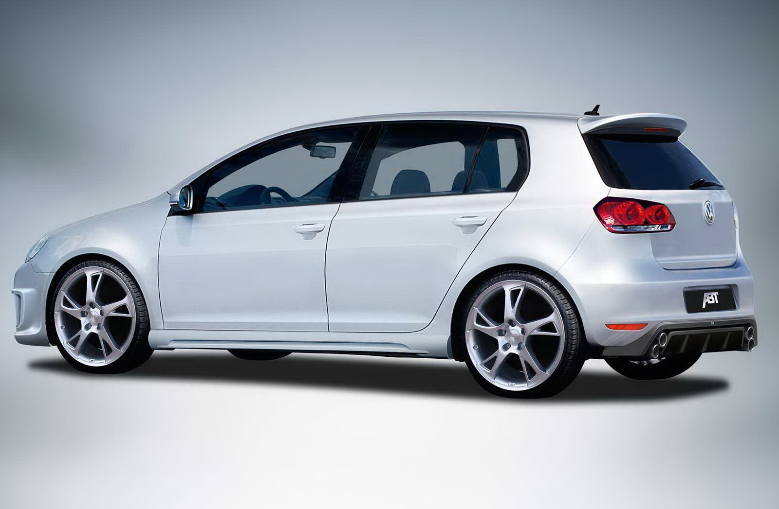 vw golf 6 by abt sportsline2 car news. Black Bedroom Furniture Sets. Home Design Ideas