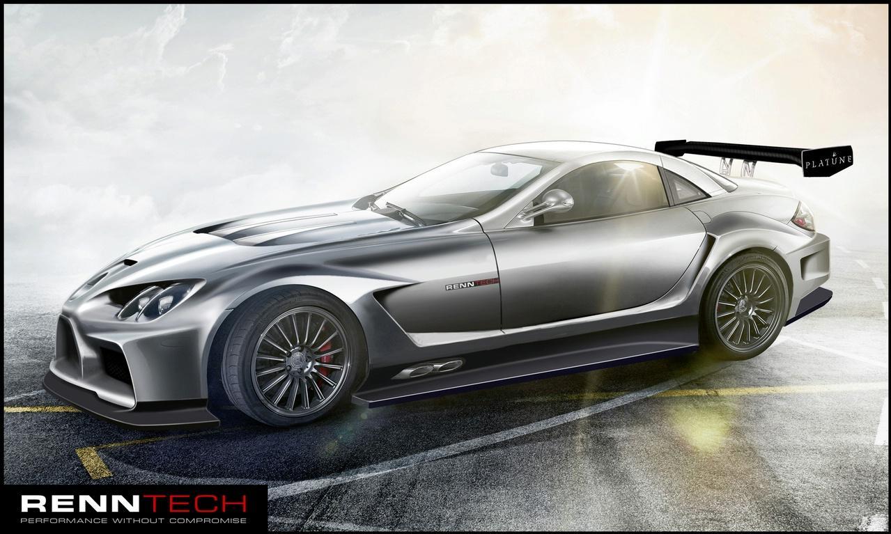 for Mercedes SLR McLaren