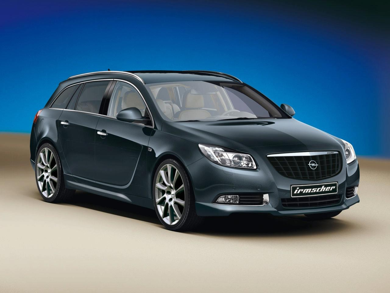 Opel Insignia Sports Tourer by