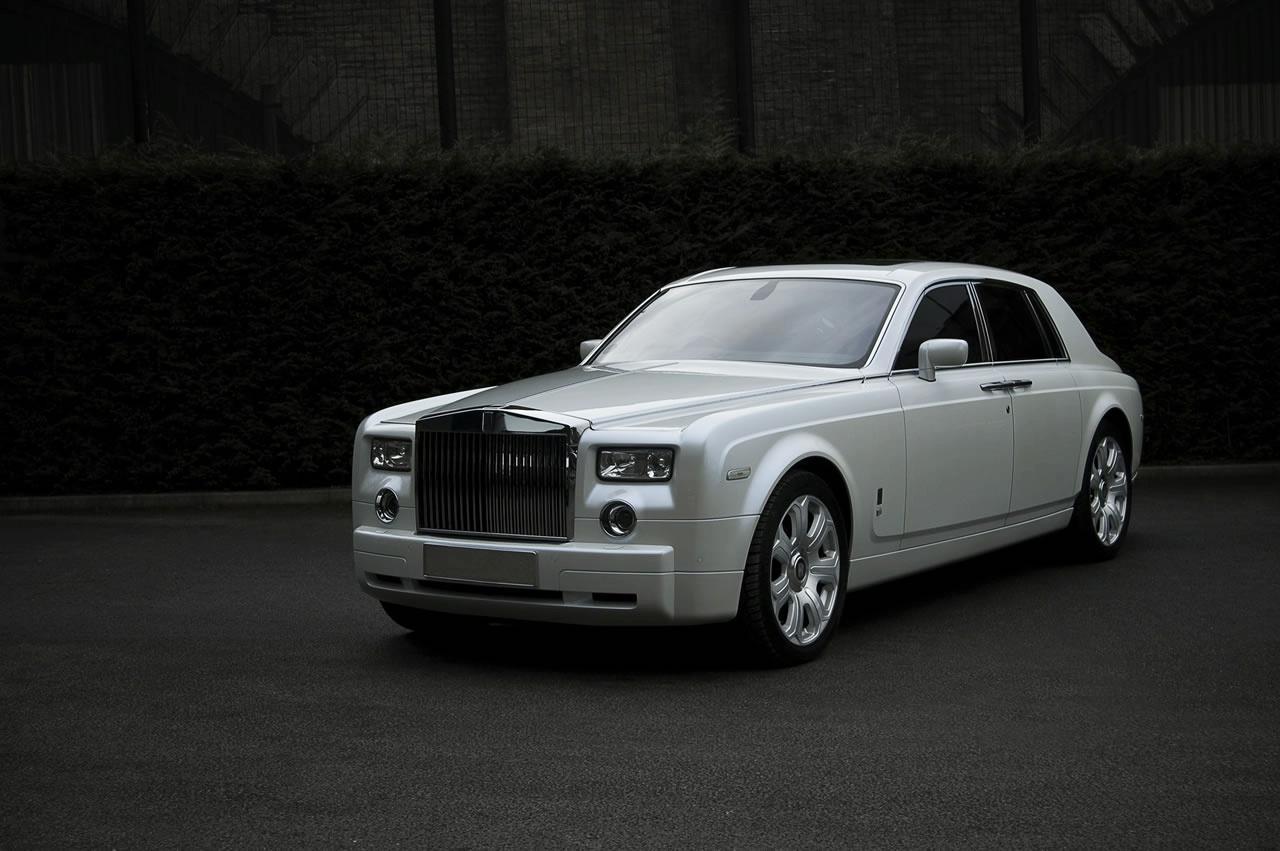Rolls Royce Phantom by Project