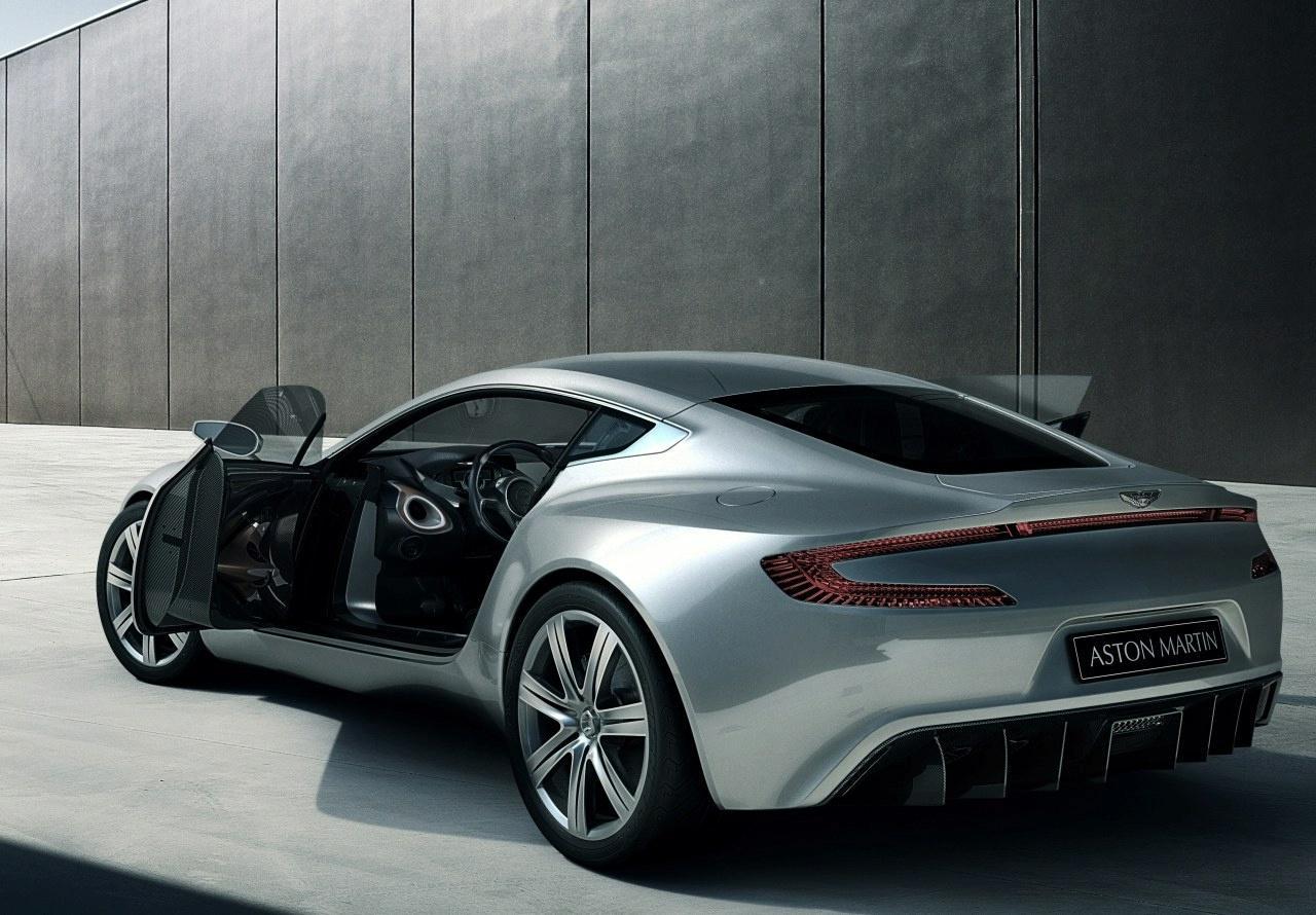 Aston Martin One-77 History