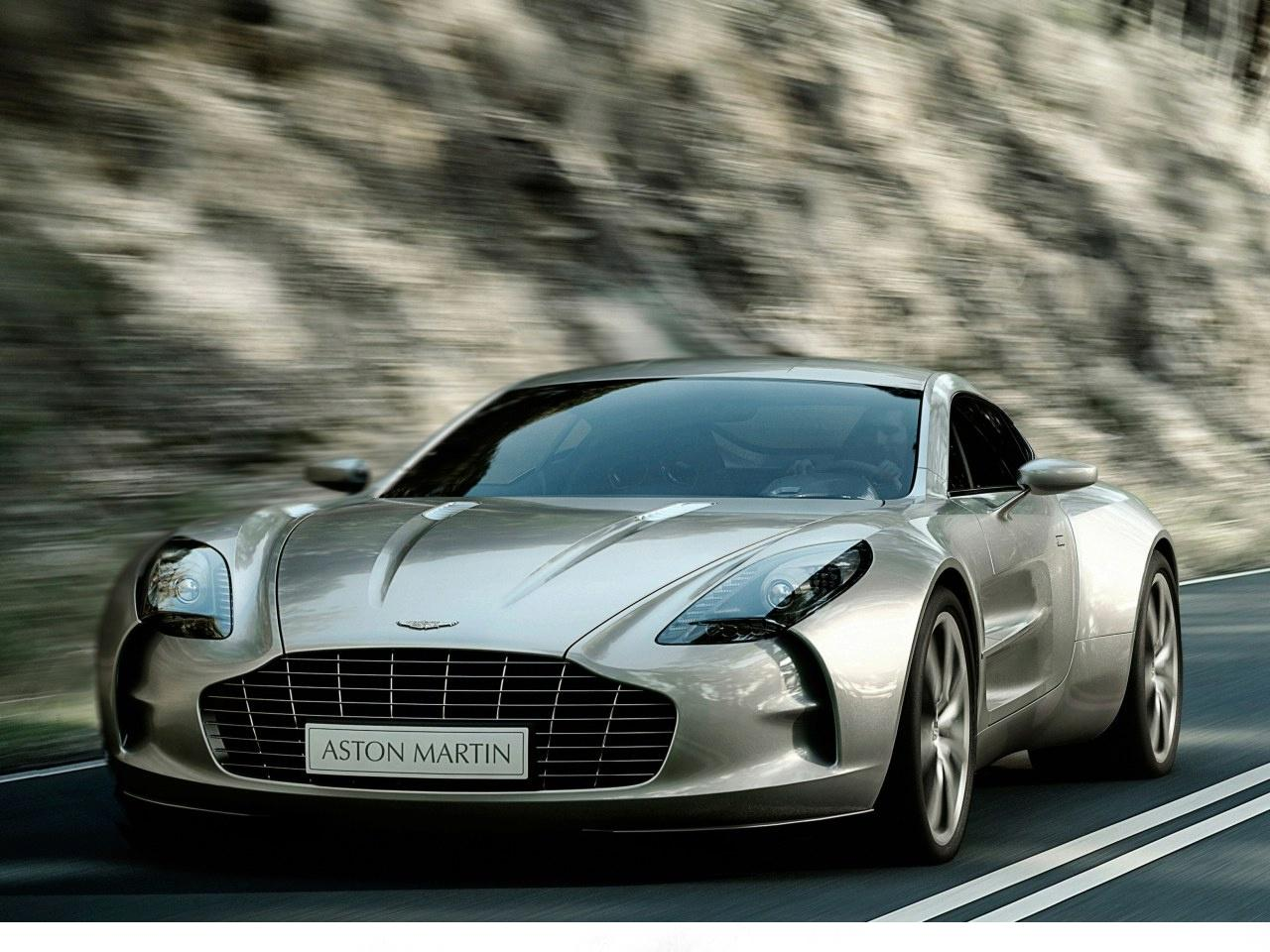 Aston Martin One 77 At Geneva Car News