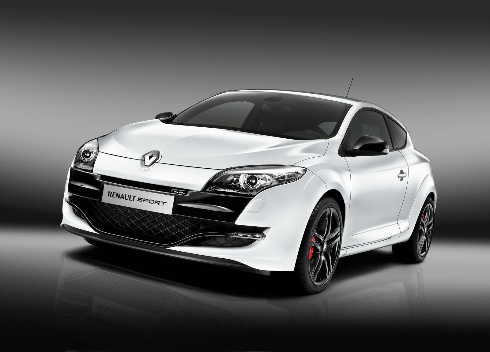 New Renault Megane RS250