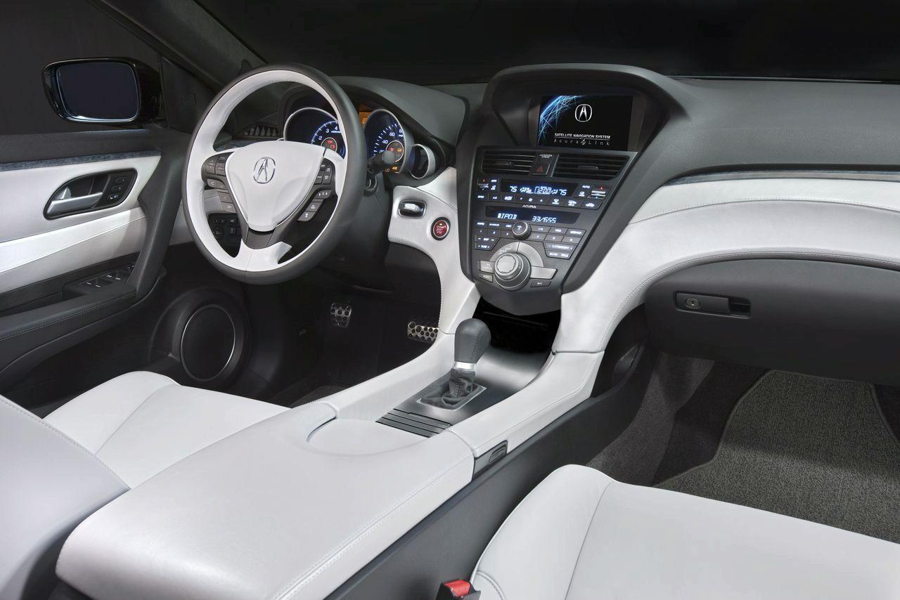 Acura Zdx Concept 5 Car News