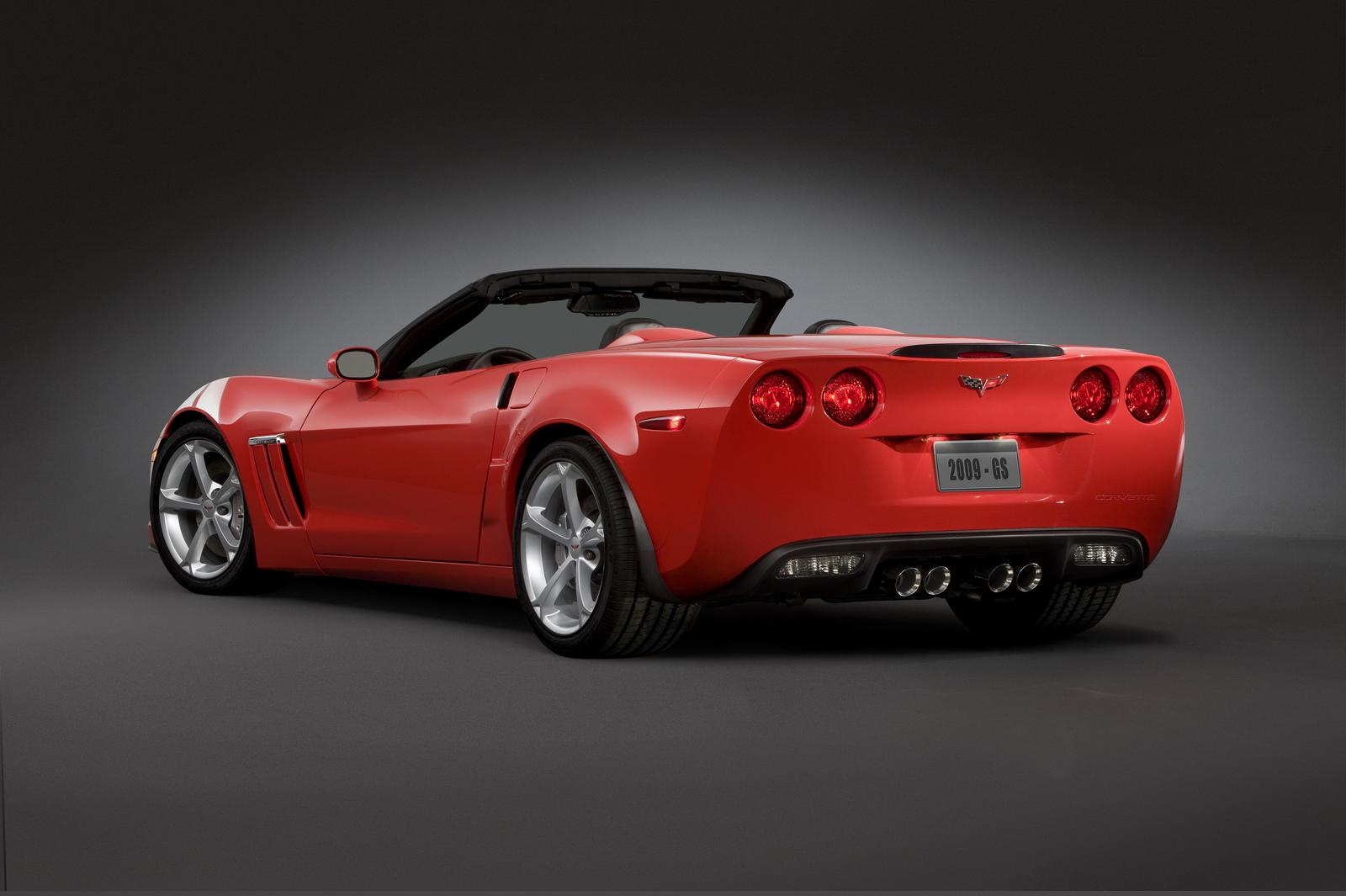 Chevy Corvette Grand Sport
