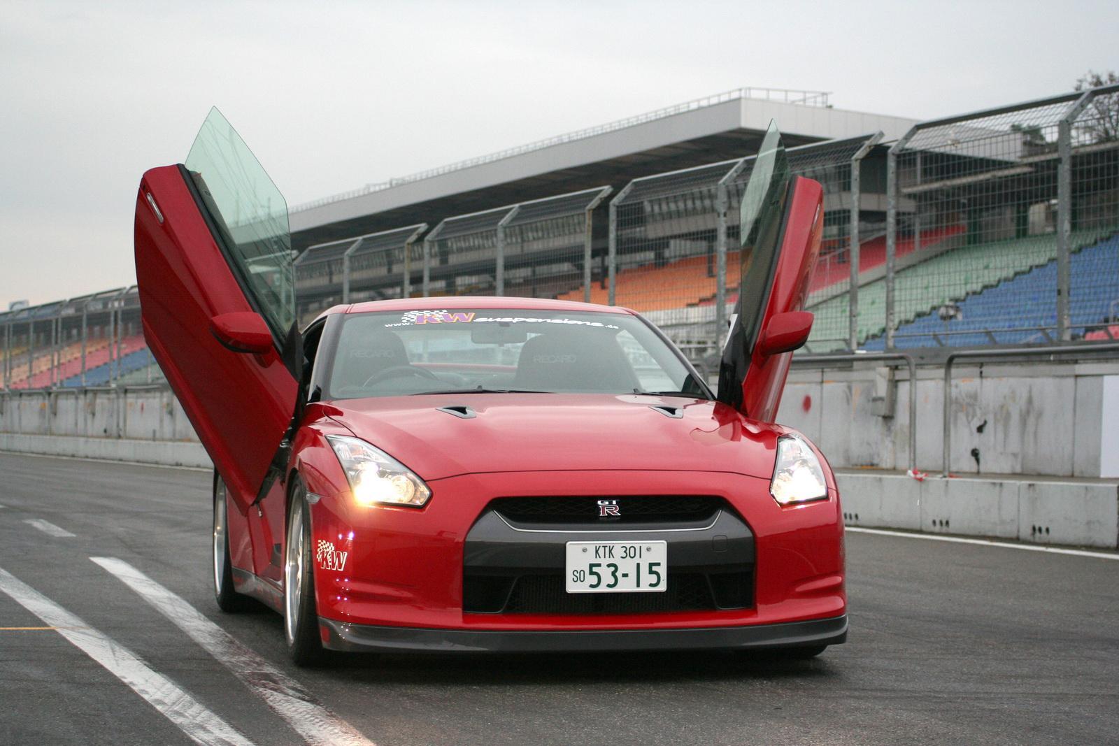 LSDs for Nissan GT-R