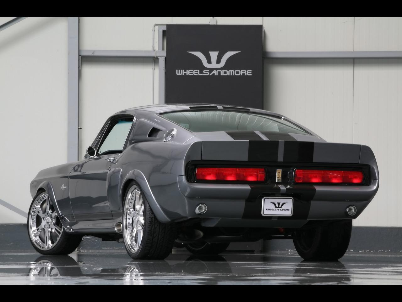shelby gt500 eleanor by wheelsandmore. Black Bedroom Furniture Sets. Home Design Ideas