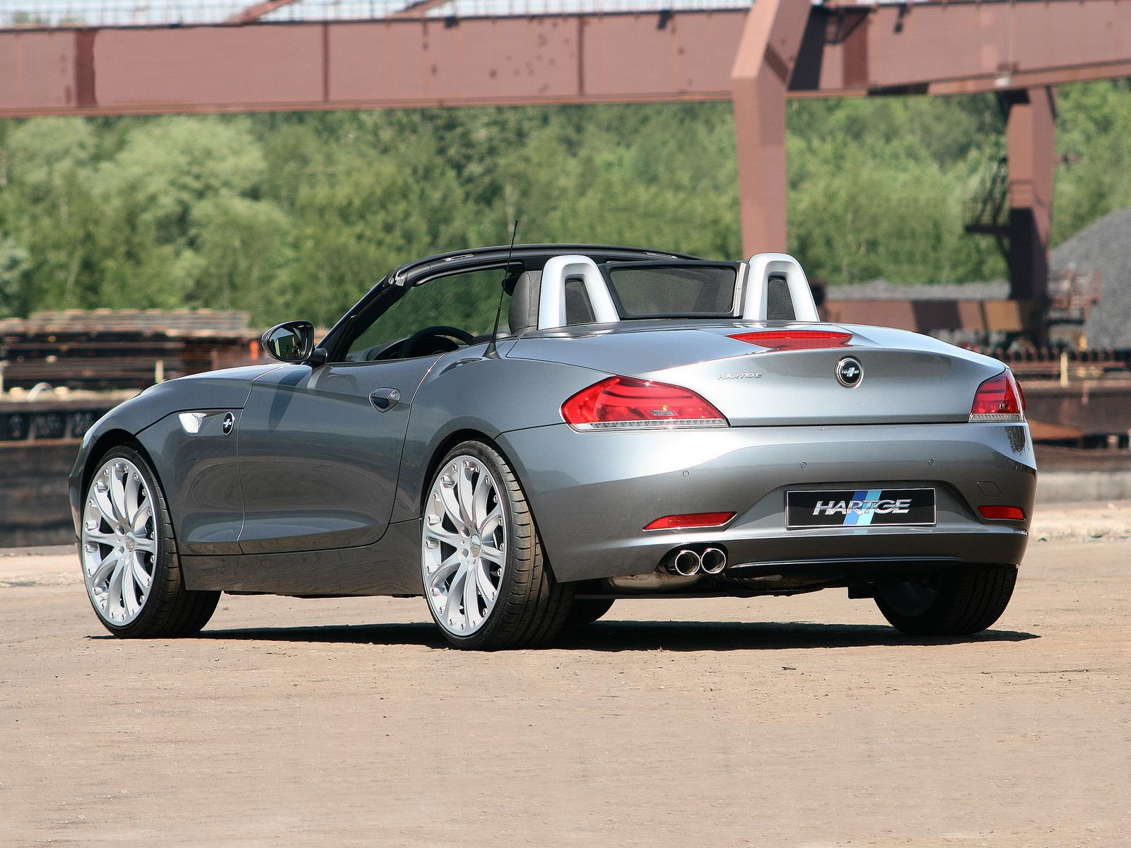 Bmw Z4 Tuning From Hartge Car News
