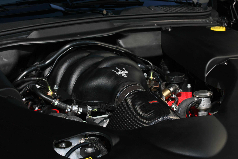 Maserati GranTurismo S by