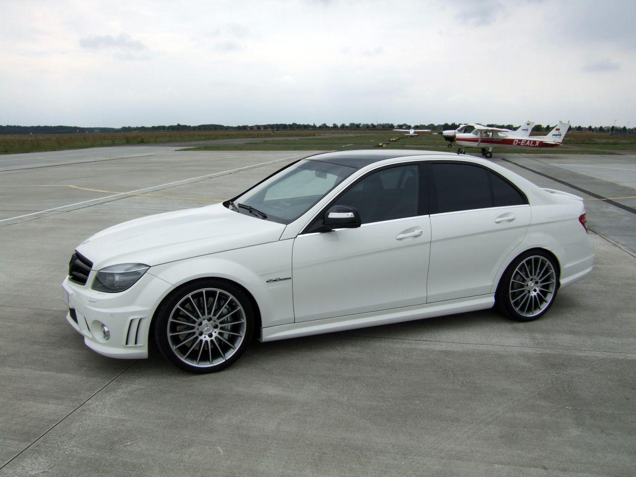 Mercedes C63 Amg By Avus Performance Car News