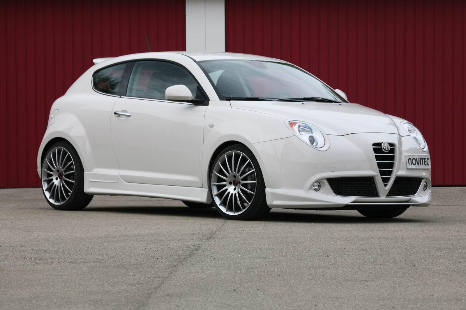 alfa romeo mito by novitec5 car news. Black Bedroom Furniture Sets. Home Design Ideas