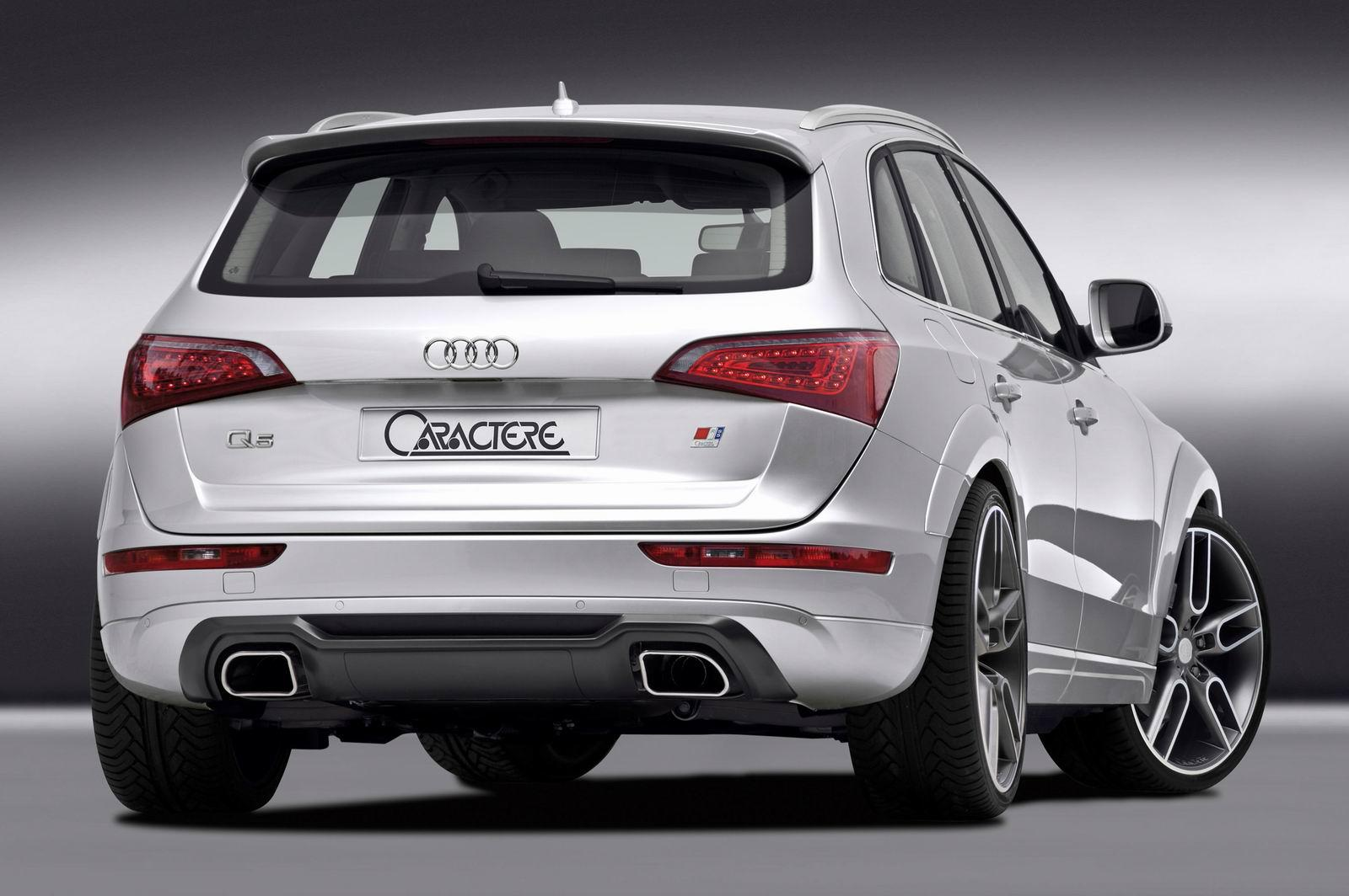 Audi Q5 By Caractere Car News