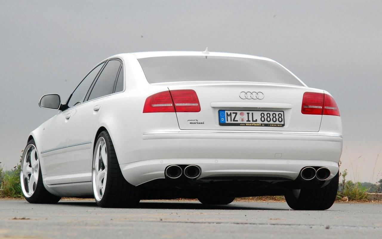 Audi S8 by Mariani – Car News
