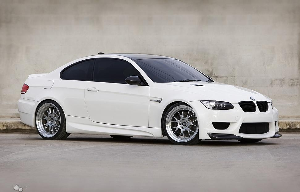 bmw m3 e92 the white shark car news. Black Bedroom Furniture Sets. Home Design Ideas