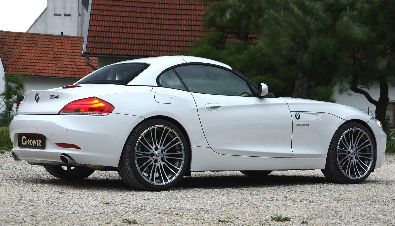 Bmw Z4 By G Power Car News