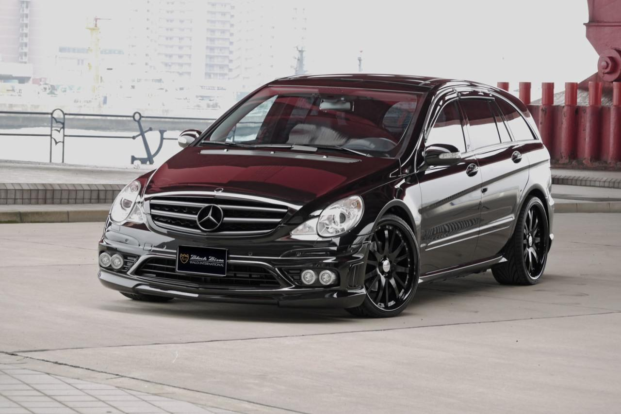 mercedes r class by wald international car news. Black Bedroom Furniture Sets. Home Design Ideas