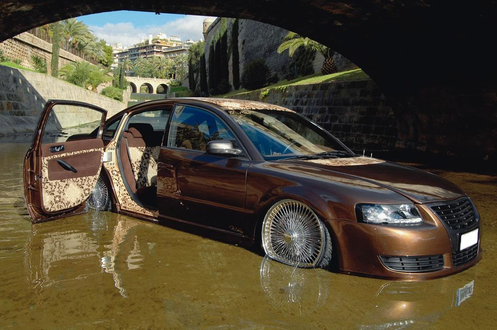Cars Magazine Volkswagen Passat V5 S 3b Car Wallpaper