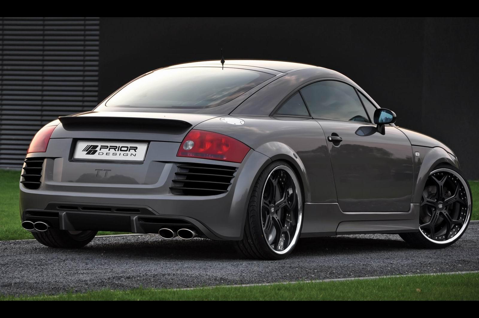 Audi Tt By Prior Design Car News