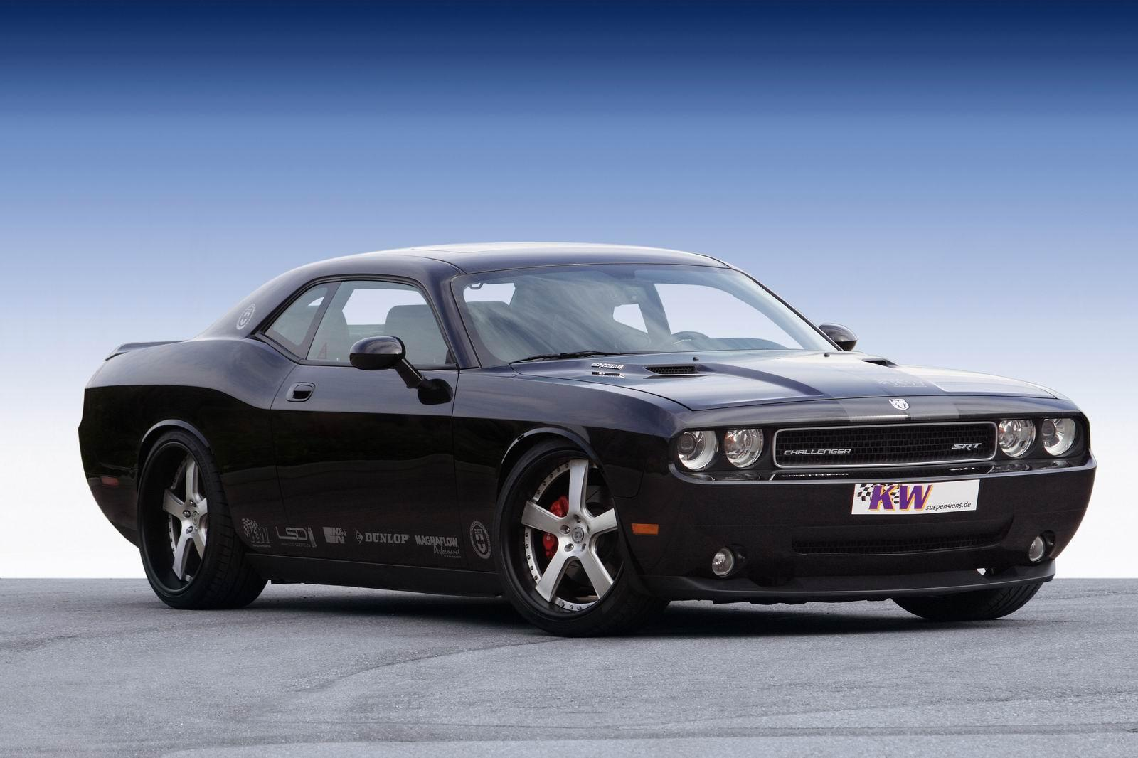 dodge challenger srt8 by kw car news. Black Bedroom Furniture Sets. Home Design Ideas