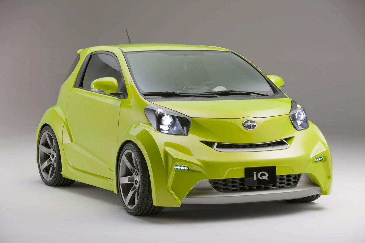 Toyota Scion iQ  Comprehensive Blog