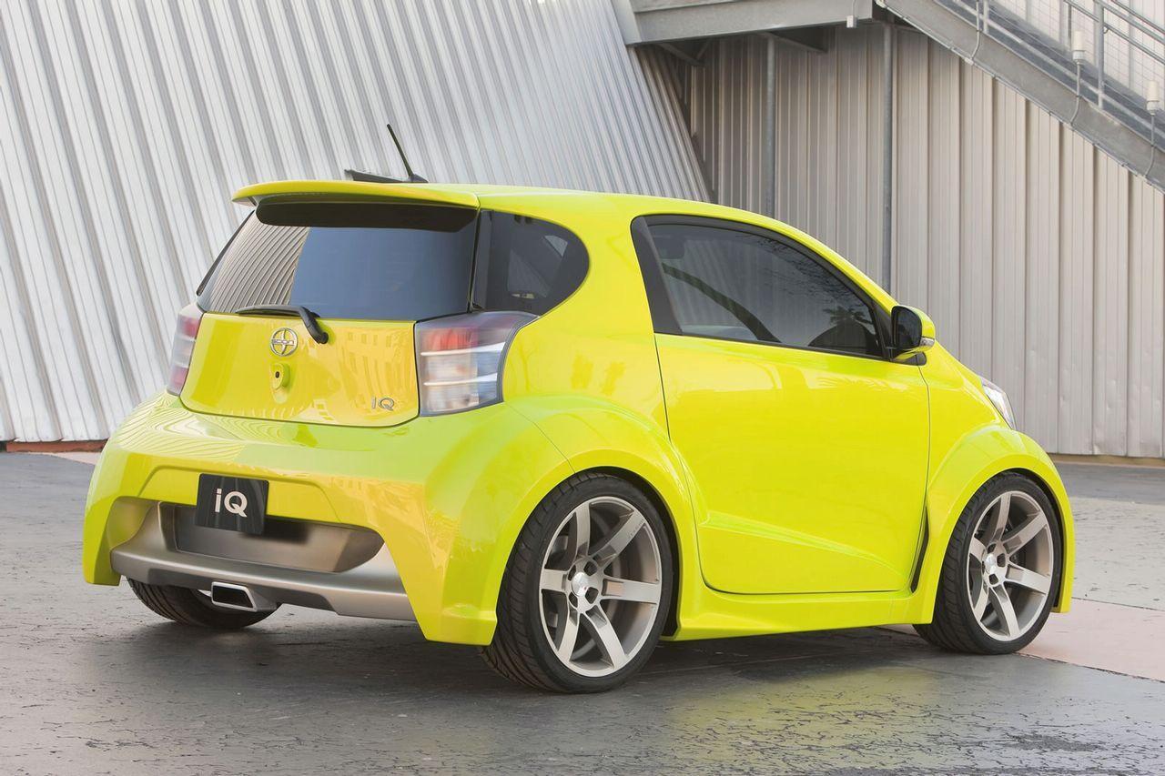 Toyota Scion IQ-www.carztune.com