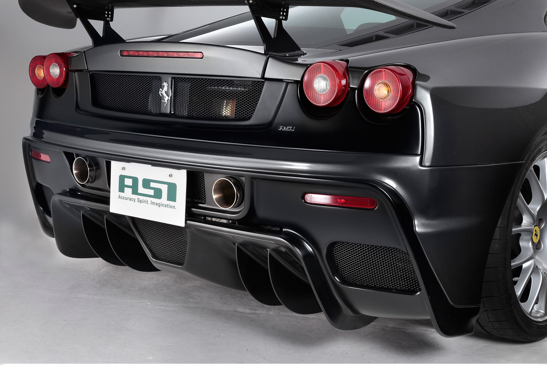 Ferrari F430 by ASI