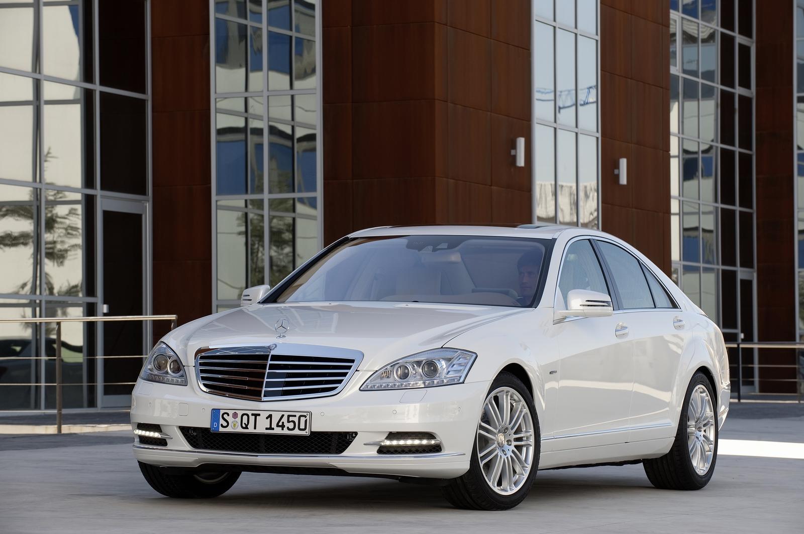 2012 world green car award mercedes s 250 drive for Mercedes benz s250
