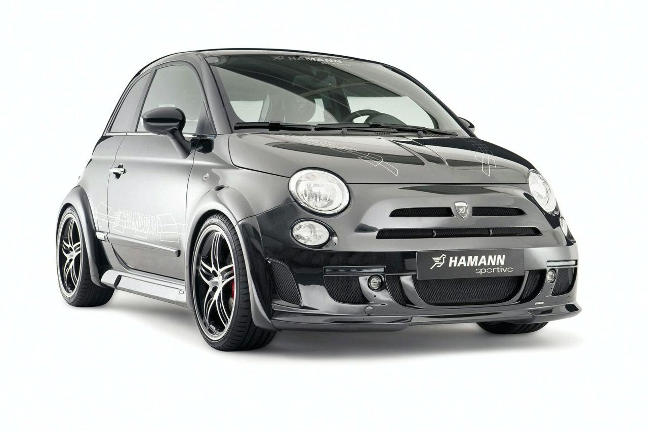 Fiat 500 Abarth by Hamann