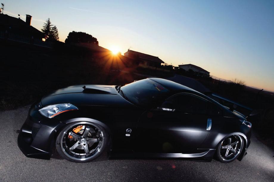 Nissan 350z Black Nissan 350Z or ...