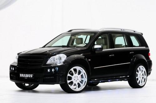 650 hp Biturbo Brabus GL63