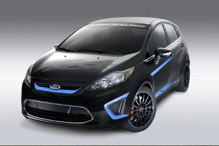 tuning auto ford fiesta