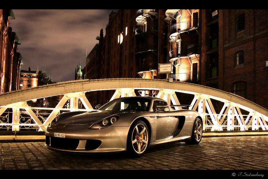 Wallpapers of Porsche Carrera GT_5
