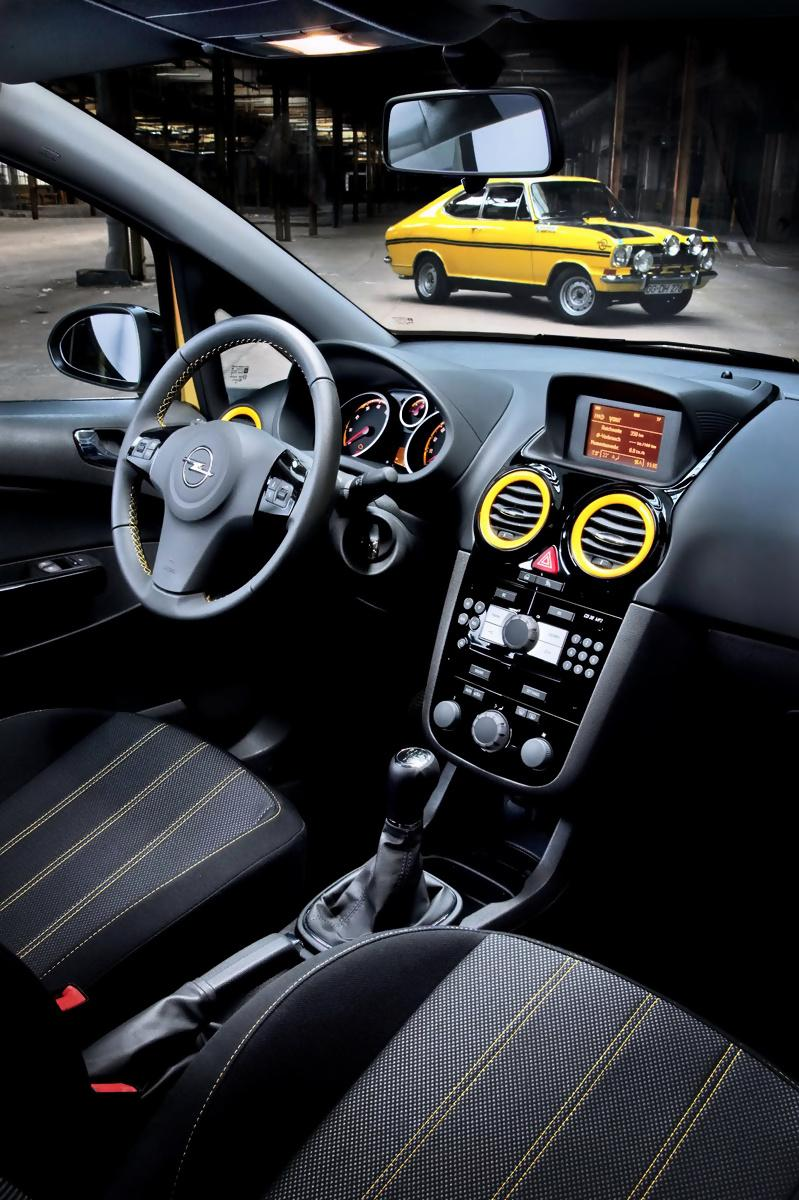 Opel corsa color race car news for Opel corsa 2010 interior