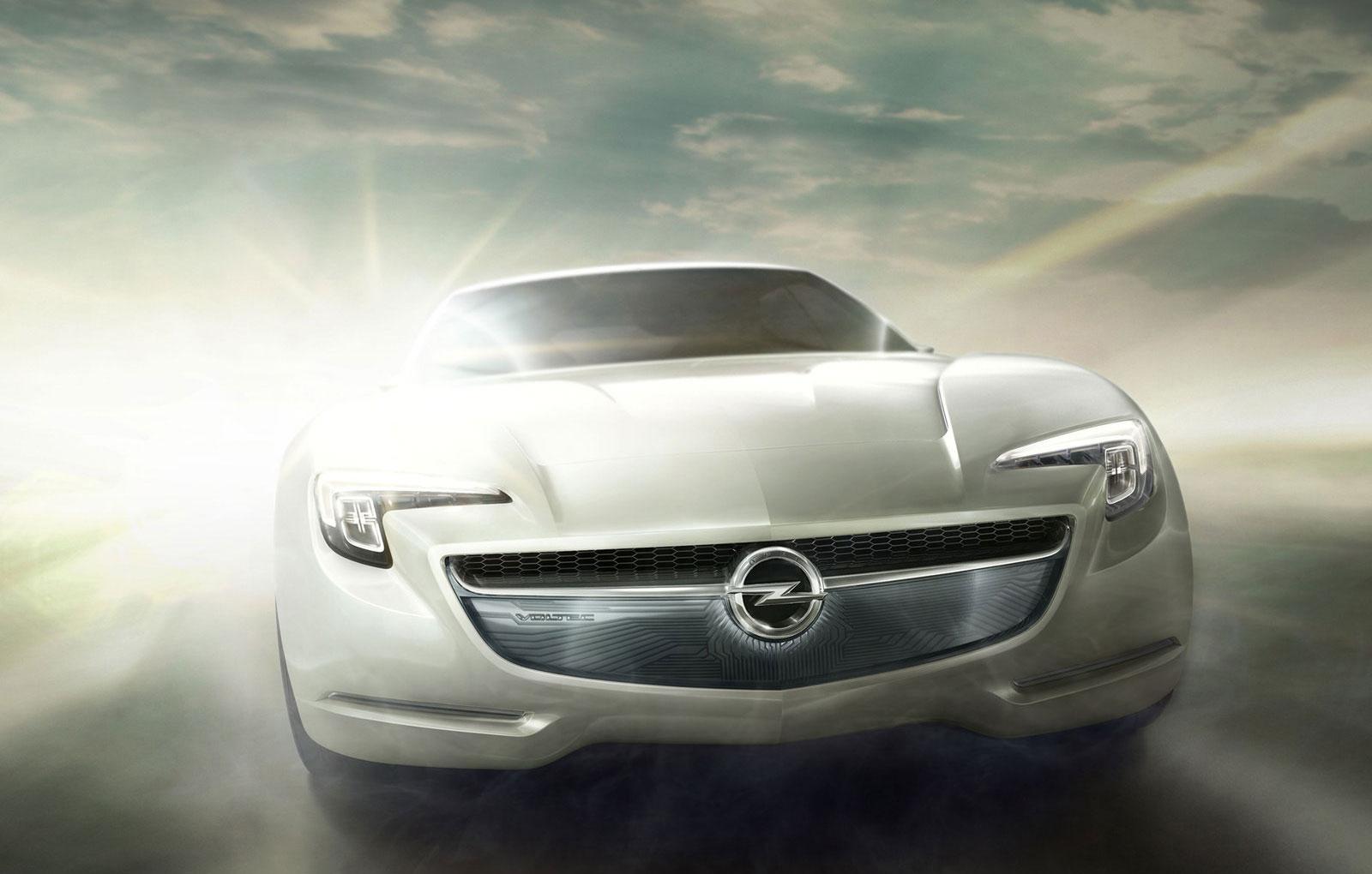 Geneva Motor Show – Opel