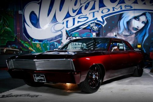 top 10 tuning cars by west coast customs � car news