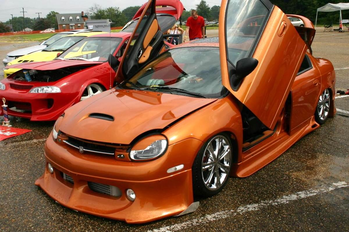 Related Pictures Cool Dodge Neon Srt 4 At The 2003 Sema Showon 1995 Dodge Dakota Fuse Box Diagram