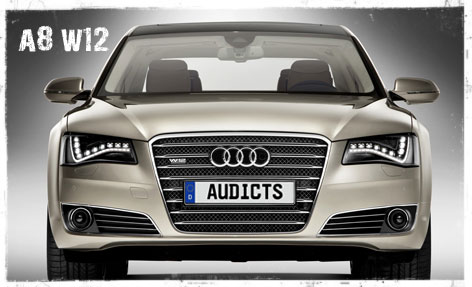 Audi A8 W12 Price. Tuning » 2011 Audi A8 W12
