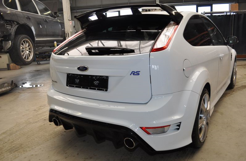 Ford Focus Rs 500. Ford Focus RS 500 by Enco