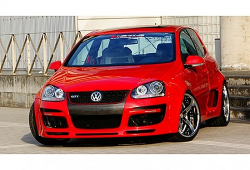Newing Golf GTI-RSR Type 2
